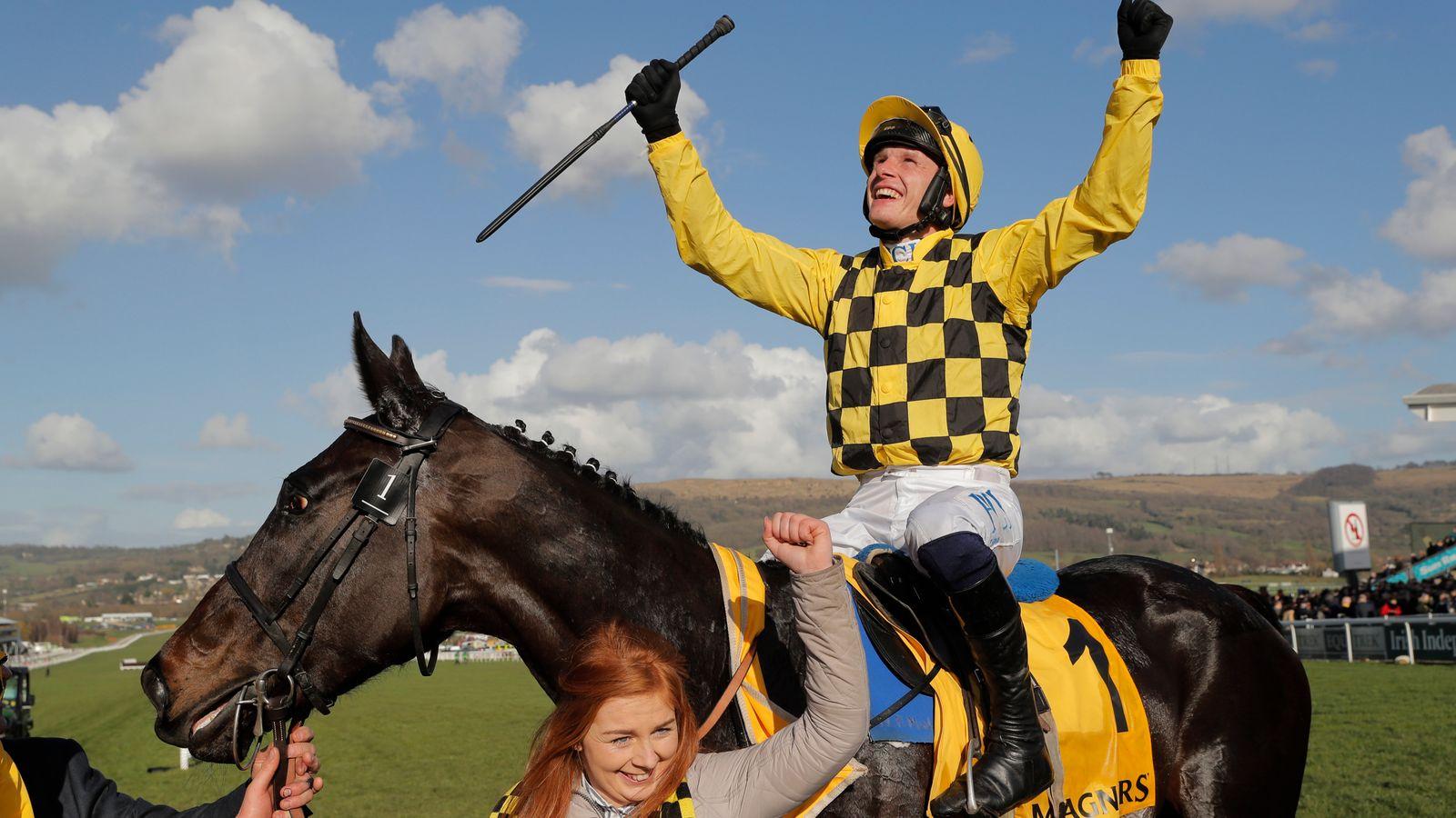 £1 Free Bet : Any race at Cheltenham Friday - New & Existing customers @ Ladbrokes