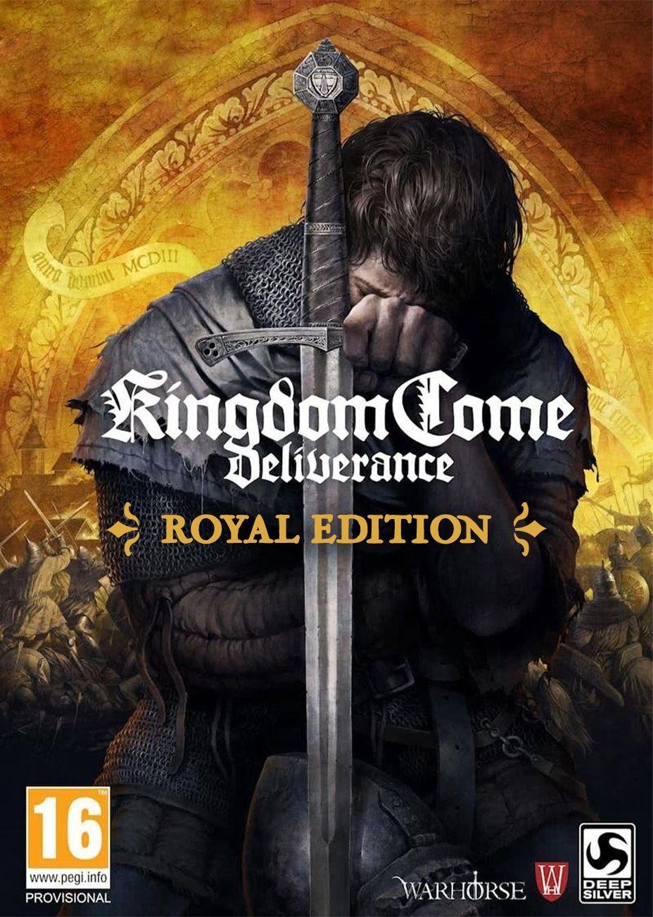 [Steam] Kingdom Come: Deliverance Royal Edition £11.89 @ Steam Store