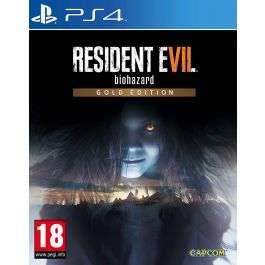 Resident Evil 7: Biohazard - Gold Edition (PS4/PSVR) - £11.95 delivered @ The Game Collection