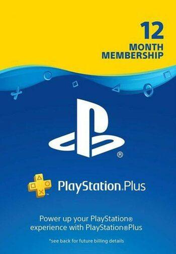 PlayStation Plus Card 12 Months (AR) PSN Key ARGENTINA @ Eneba / Argenkeys