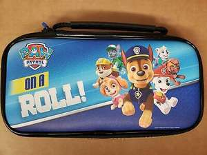 Official Paw Patrol Nintendo Switch Console Carry Case - £5.99 delivered @ eBay (dvdbayuk_outlet)