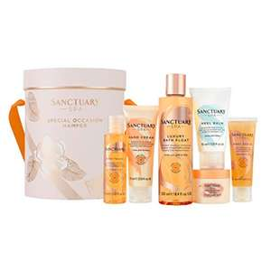 Special Occasion Hamper with Shower Gel - £20 @ Amazon
