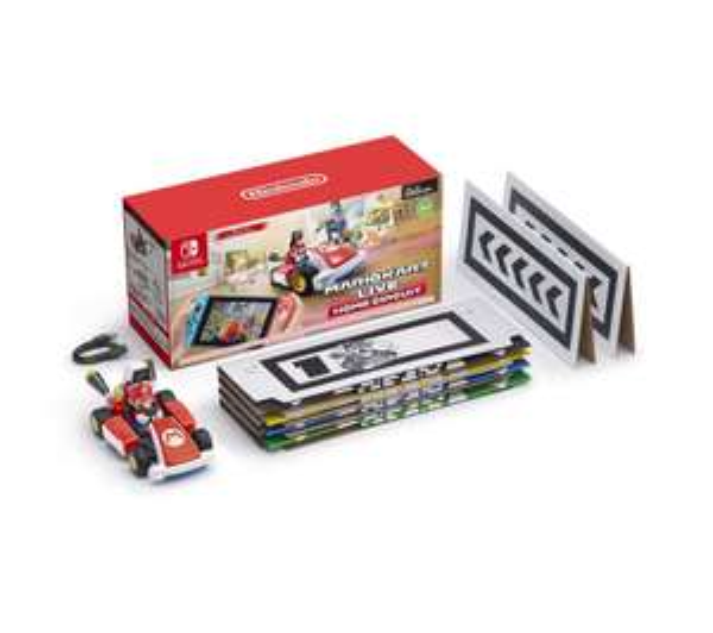 Nintendo Switch Mario Kart Live: Home Circuit - Mario or Luigi - £74.99 delivered @ Currys
