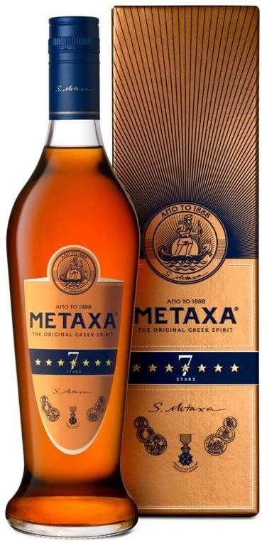 Metaxa Amphora 7 Star Brandy 70cl - £20.99 at Amazon