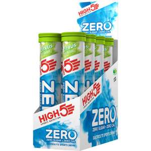 High5 Zero Citrus Flavour 8 x 20 Tabs - £20.99 at Wiggle