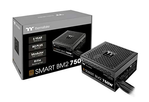 Thermaltake Smart BM2 750W Semi Modular 80 Plus Bronze PSU £66 at Amazon sold by Scan Computers Intl Ltd.