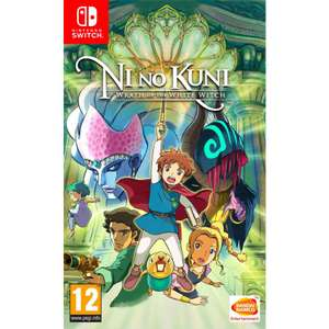 Ni No Kuni Wrath of the White Witch (Switch) - £19.95 Delivered @ The Game Collection