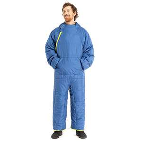 Selk'bag Unisex's Lite 6G Wearable Sleeping Bag, Blue Evening - £50.44 @ Amazon
