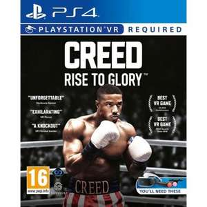[PS4] Creed: Rise To Glory (PlayStation VR) - £10.95 delivered @ The Game Collection