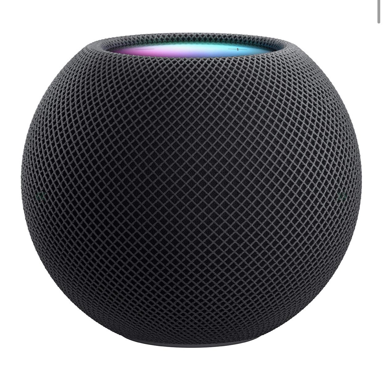 Apple HomePod Mini with Siri – Space Grey - £75 @ ElekDirect (AO Outlet)