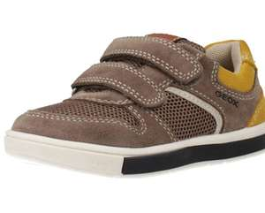 Geox boy's brown trainers £12.51 (+£4.49 Non Prime) size 4.5 at Amazon