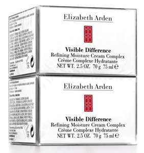 Elizabeth Arden Visible Difference 2x 75ml Duo Pack £31.50 at Boots on-line using code