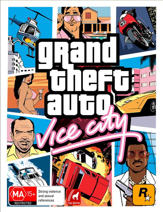 Grand Theft Auto: Vice City - £2.09 / GTA III £2.09/ San Andreas - £3.49/ GTA Trilogy - £5.09 (Steam PC) @ Steam Store