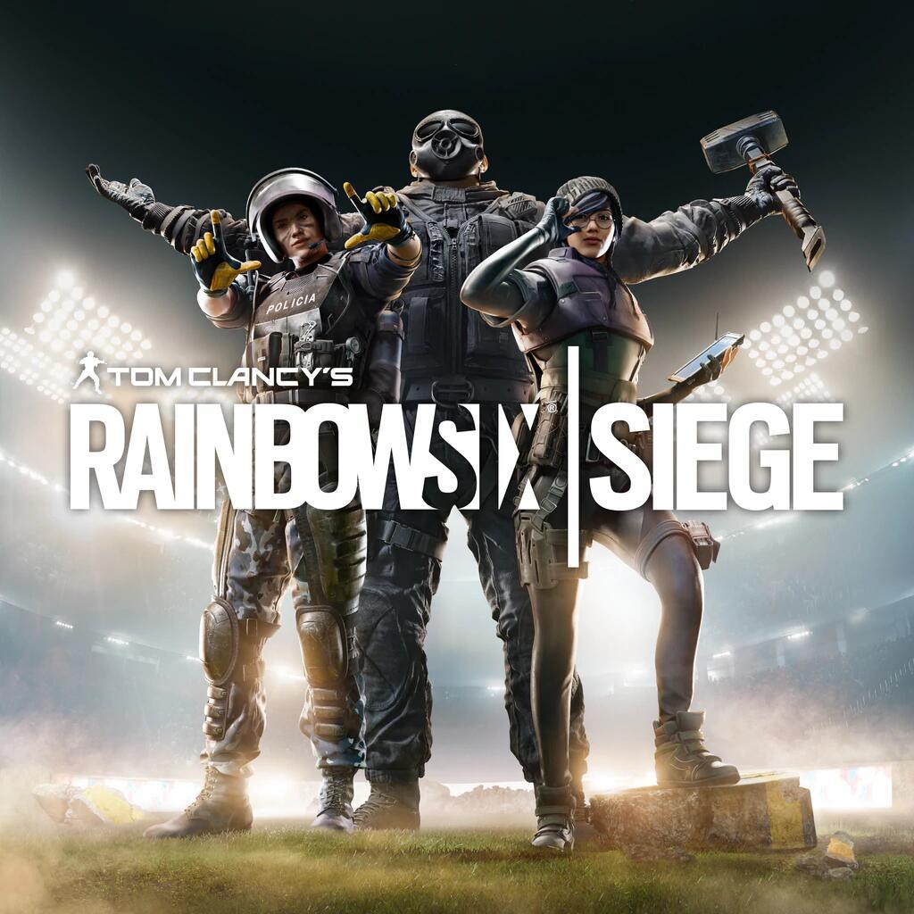 Rainbow Six Siege - SAU_SIEGE Operator Bundle - (PC & Console) Free @ Amazon Prime Gaming
