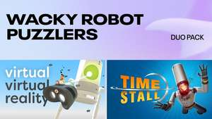 Wacky Robot Puzzlers Duo Pack £15.99 @ Oculus Quest store