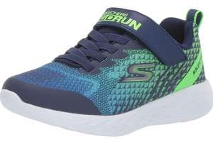 Skechers boy's go run baxtux trainers £18.30 size 11.5 (+£4.49 non-prime) at Amazon