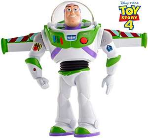 Toy Story Ultimate Walking Buzz Lightyear Toy £14.99 (+£4.49 non-prime) @ Amazon