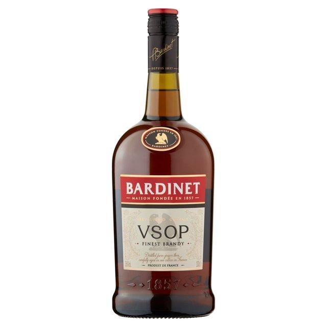 Bardinet French Brandy VSOP 1 Litre - £17 (Min Basket / Delivery Charge Applies) @ Morrisons