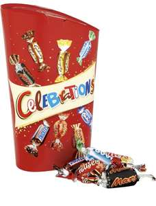 Celebrations Chocolate Box (240g x 9 Boxes) £18 / £17.10 via S&S (+£4.49 non-prime) @ Amazon