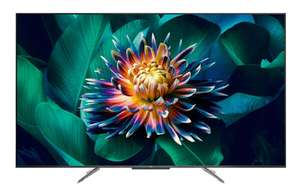 TCL 50C715K 50 Inch QLED 4K Ultra HD Smart Android TV £399.99 delivered @ Costco