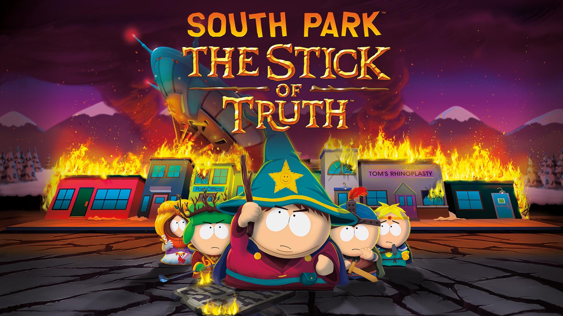 Digital South Park™: The Stick of Truth™ Switch £8.64 @ Nintendo.com