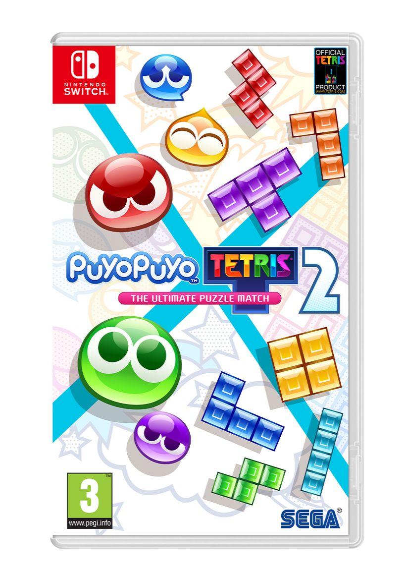 Puyo Puyo Tetris 2 + Bonus DLC on Nintendo Switch £17.85 @ Simply games