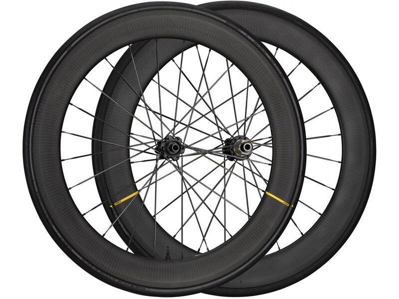 Mavic Comete Pro Carbon Sl UST Disc 2020 - £1139 delivered @ J C Cook Cycles