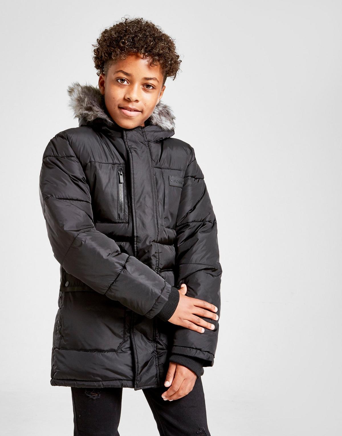 Sonneti Reflective Parka Junior - £12 / £15.99 delivered using code @ JD Sports