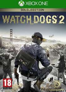 [Xbox One] Watch Dogs 2 Gold Edition Inc Base Game, Season Pass & Deluxe Pack - £14.99 @ CDKeys