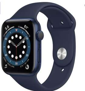 APPLE Watch Series 6 - Blue Aluminium with Deep Navy Sports Band, 40 mm - £358 @ Currys - BLC Members Further Discount