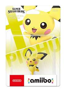 Amiibo Pichu £11.25 (+ £4.49 Non Prime) (UK Mainland) Sold by Amazon EU @ Amazon
