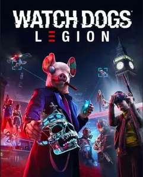 Watch Dogs: Legion - PC Download - £24.99 @ Ubisoft Store