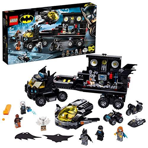 LEGO 76160 DC Batman Mobile Bat Base Batcave Truck £53.98 delivered at Amazon