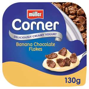 Muller Light Yogurt/Corner/Rice pudding 10 for £3 (+ Delivery Charges / Minimum Spend Applies) @ Morrisons