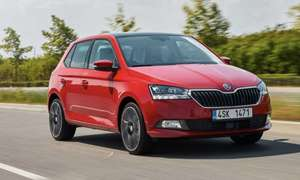 Lease: Skoda Fabia Hatchback Special Editions 1.0 Mpi Colour Edition 5dr £155.53pm £466.06 first month @ First Vehicle Leasing