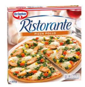 Dr Oetker Pollo / Mozzarella / Funghi / Speciale / Hawaii / Pepperoni Pizzas £1.50 (+ Delivery Charge / Minimum Spend Applies) @ Asda