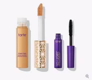 35% off Tarte including sale items plus free mini mascara and blush with 3+ items (free delivery over £40)