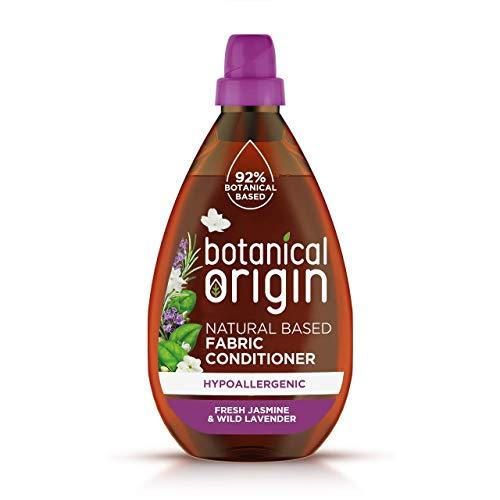 Botanical Origin Concentrated Eco Fabric Conditioner, Fresh Jasmine & Lavender, 960 ml £3 (£2.70/£2.55 with S&S) (+£4.49 Non Prime) @ Amazon