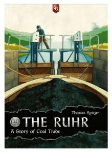 The Ruhr: A Story of The Coal Trade board game £25 delivered @ Chaos Cards