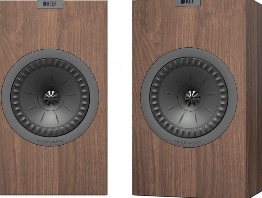 KEF Q350 Bookshelf Speaker - Walnut - manufacture refurbished 2 year warranty £299 @ Peter Tyson