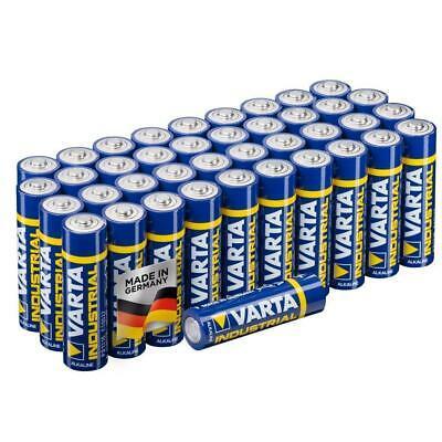 20 x VARTA Industrial AA Alkaline Batteries 4006 MN1500 1.5V LR6 MIGNON £5.99 @ eBay tradenrg-uk