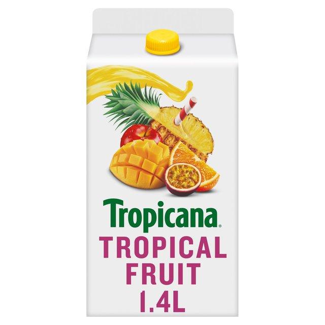 1.4 L Tropicana Juice - £2 (+ Delivery Charges / Minimum Spend Applies) @ Morrisons