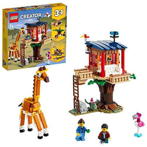 Lego Creator 3 in 1 Safari Treehouse (31116) - £22.39 (Fee Free Card) @ Amazon Germany