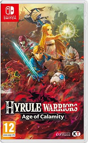 Hyrule Warriors: Age of Calamity Nintendo Switch £30.60 at Amazon