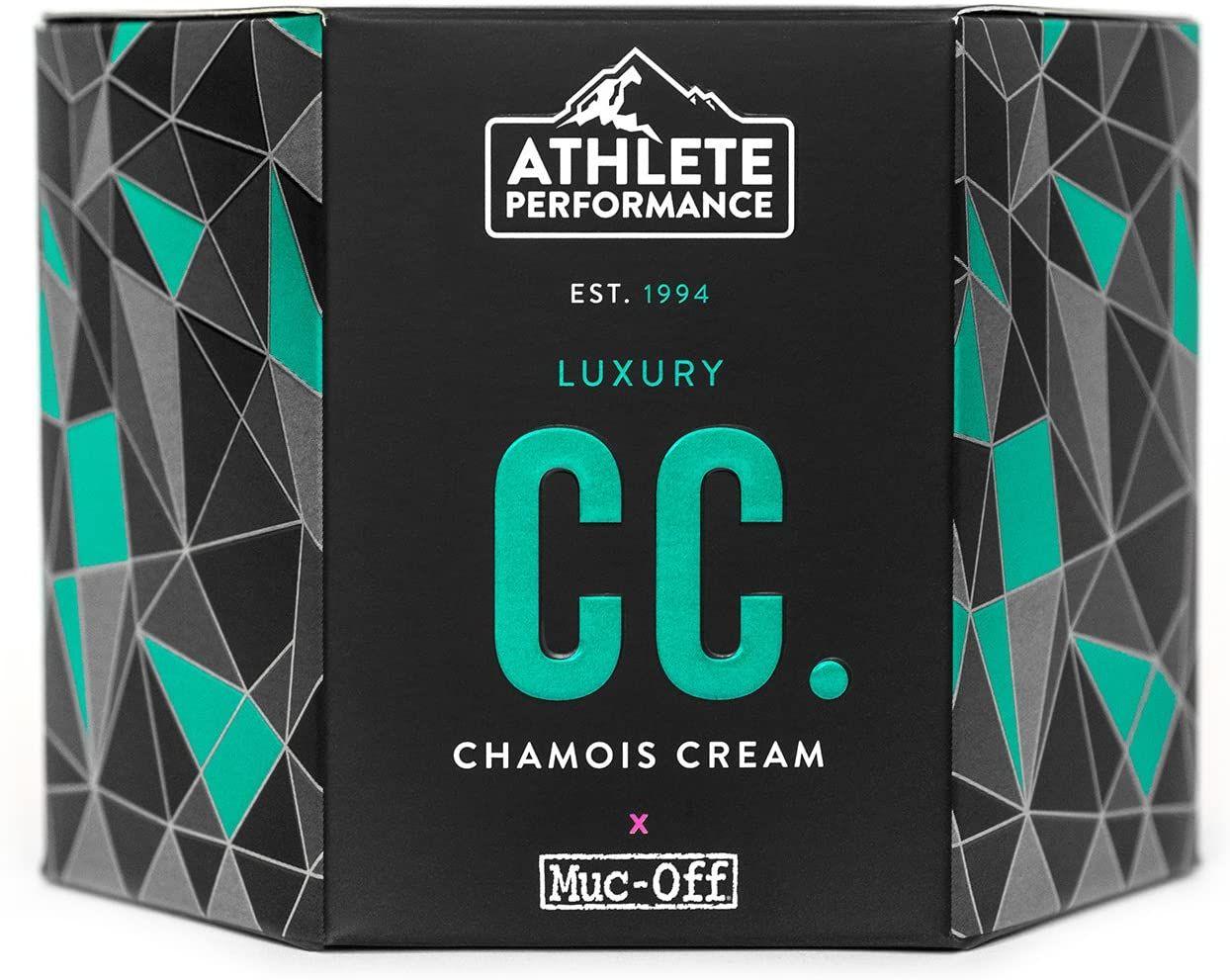 Muc-Off Athlete Performance Luxury Chamois Cream 250ml £9.69 for Prime at Amazon