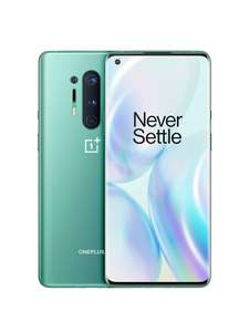 OnePlus 8 Pro 5G 12GB RAM 256GB UK SIM-Free Smartphone with Triple Camera, Dual SIM and Alexa built-in Glacial Green  - £649 at Amazon