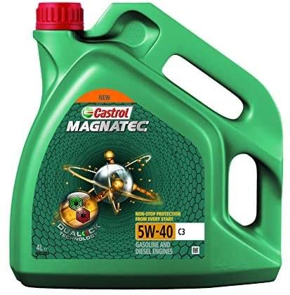 Castrol 15C9CA MAGNATEC 5w-40 C3 4L Car Engine Oil - £19.32 Prime (+ £4.49 NP) @ Amazon