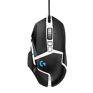 Logitech G502 HERO SE High Performance Wired Gaming Mouse, HERO 25K Sensor, 25,600 DPI £36.99 Amazon