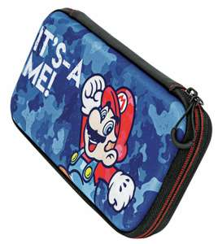 PDP Nintendo Switch Slim Travel EVA Case - Mario Camo - £4.99 delivered @ Argos / ebay