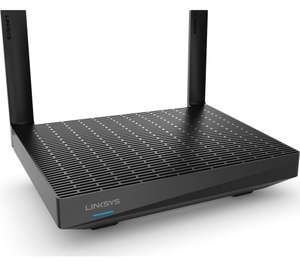 LINKSYS MR7350 WiFi Cable & Fibre WiFi 6 Mesh Router - AX 1800, Dual-band for £79.99 delivered @ Currys PC World